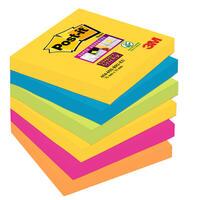 Haftnotizen Post-it Super Sticky Notes 6546SR