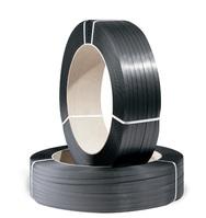 PP-Umreifungsband Großrolle, 16 mm breitx2000 lfm, Stärke 0,5 mm
