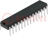 PIC-Mikrocontroller; Speicher:128kB; SRAM:32kB; 40MHz; THT; DIP28