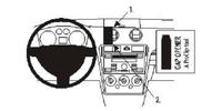 ProClip - Ford Fusion 06-12