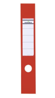 Durable ORDOFIX 60 mm self-adhesive label Red Rectangle 10 pc(s)