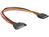 SATA Stromkabel, Power SATA 15 Pin Stecker an Buchse, 0,3m, Delock® [60131]