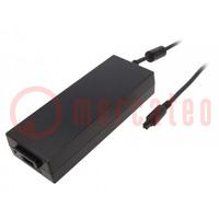 Napájací zdroj: spínaný; 24VDC; 8,4A; 200W; stolný; 80÷264VAC