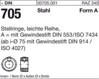 Stellringe A15x25x12
