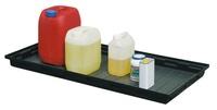Gitterbox-Einsatzwanne aus ABS (Acrylnitril-Butadien-Styrol) 120 Liter