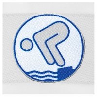 Jugendschwimmabzeichen, Silber