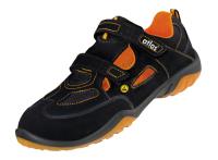 Atlas Sicherheits-Schuhe ESD SN 52 orange Gr. 39 W10