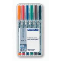 OH-filc, Lumocolor® 311, S, 0,4 mm, Írásszín: 6 különböző színben