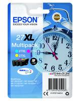 Epson Multipack 3-colour 27XL DURABrite Ultra Ink Bild 1