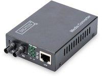 Converter Gigabit EthernetMultimode, ST Dupl Media Converter