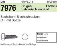 Blechschrauben C6,3x25