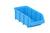 Cajas de almacenaje a la vista PP tamaño 2/L