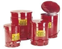 Entsorgungsbehälter für Putzlappen Inhalt: 20 Liter