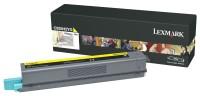Lexmark C925 Tonerkassette Gelb (ca. 7.500 Seiten)