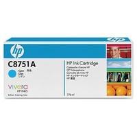 HP C8751A tintapatron Eredeti Cián 1 dB