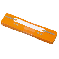 Soennecken Heftstreifen 3,4 x 15 cm (B x H) Polypropylen orange 25 St./Pack.