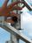 Mast-Hängeleiter 6 Sprossen
