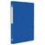 ELBA Boite de classement Memphis, dos de 2,5 cm, polypropylène 7/10e bleu