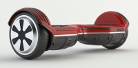 Oxboard rouge: transport électrique et individuelle que se balance lui-meme