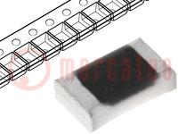 Resistor: thin film (Nichrome); precise; SMD; 0805; 1.5kΩ; 0.1W