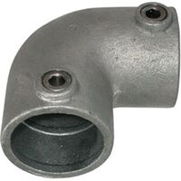 Modellbeispiel: Rohrverbinder aus Temperguss -90° Bogen- (Art. 31644)