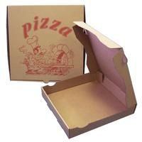 Caterpack Pizza Box 12inch Ref 00258 [Pack 50]
