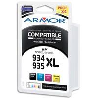 ARM P/4 COMP HP934XL/935XL BCMY B10356R1