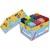 BIC Classpack 124+20 feutres Visacolor XL Ecolution, pointe ogive extra large, encre lavable Ne sèche pas