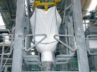 Big Bag, SF 5:1, besch., Nahtabdicht., Ein-/ Auslauf, 90 x 90 x 125 cm, 1250 kg, Artikelbild