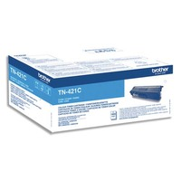BROTHER Toner Cyan 1800 pages TN421C