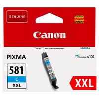 CANON Cartouche Jet d'encre 581 Cyan XXL 1995C001