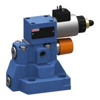 Bosch Rexroth DBEM10-7X/100YG24-8K4M Prop.-Pressure relief valve