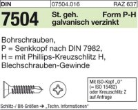 DIN7504 P3,5x22-H