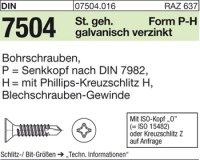 DIN7504 P6,3x50-H