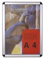 Aluminium-Klapprahmen DIN A2 BxH 624x871