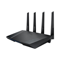Asus RT-AC87U AC2400 Gigabit WLAN Router Bild 1
