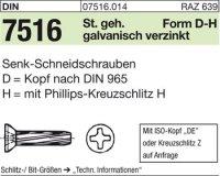 Gew.-Schneidschrauben DM4x20-H