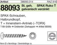 ABC-SPAX-S 6x50/46-T30