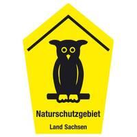 Anwendungsbeispiel:, Natur- und Umweltschutzschild, (Naturschutzgebiet Land ...) Art. uw010009720-gsw