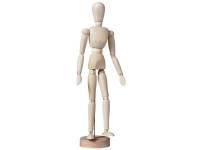 Gliederpuppe Mann 30cm