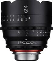 Samyang XEEN 24mm T1.5 SLR Kinoobjektiv Schwarz