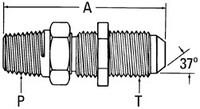 AEROQUIP 2240-4-4S