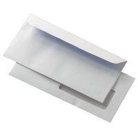 Sobre Sam 80 g/m² blanco con ventana engomado 500 unidades