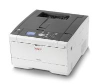 OKI A4 Farbdrucker C532dn Bild1