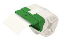 Etikettenkassette Icon, permanent klebend, Papier, 50x88mm, 435 St, weiß