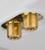 CHESS Monoblock 6,2° Twin LNB, 0,1dB Rauschmaßvergoldete F-Anschlüsse, Wetterschutz
