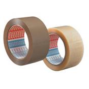 Detailbild - PVC-Packband tesa 4124TRA - B:50 mm / L:66 m