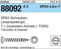 ABC-SPAX-S 3x16/13-T10