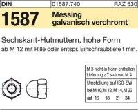 DIN1587 M8