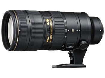 Nikon 70-200MM AF-S F2.8G ED VR II - JAA807DA